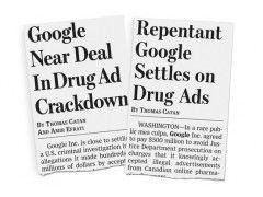 Zeitungsberichte über den Fall