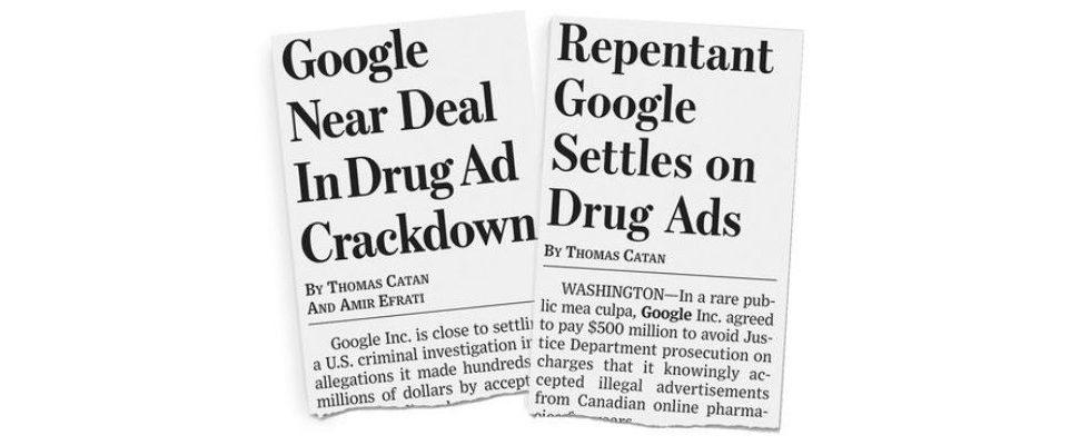 Google doch evil