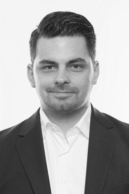 Christoph Paterok, Redakteur