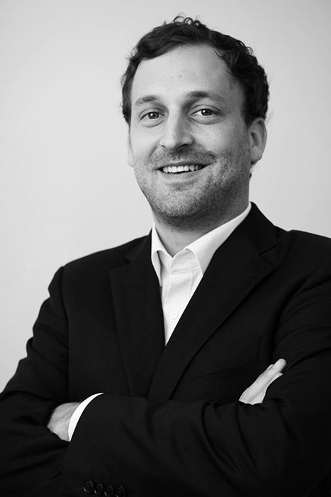 Niels Fasbinder, Business Development Manager