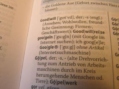 Google meldet Cuil Innovationen zum Patent ein