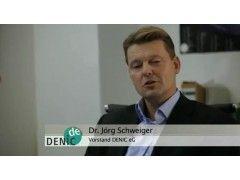 Denic-Vorstand Dr. Jörg Schweiger