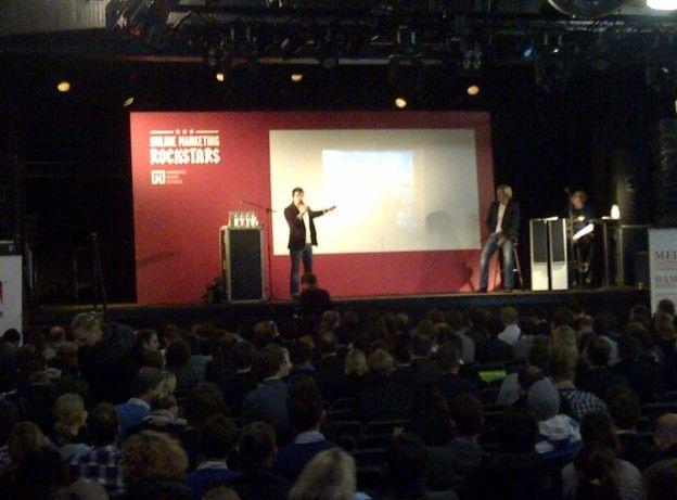 Marcus Tandler und Niels Dörje