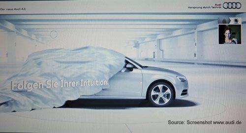 Audi Webspecial