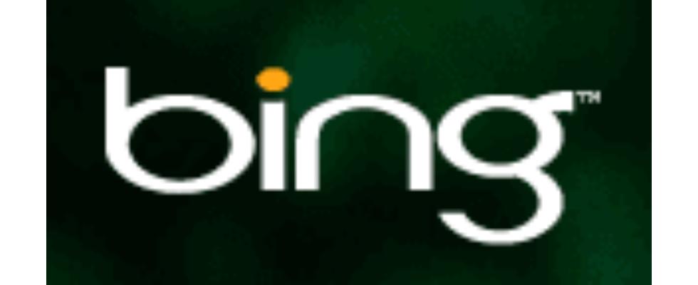 """Beim Logout macht's auf Facebook """"Bing"""""""