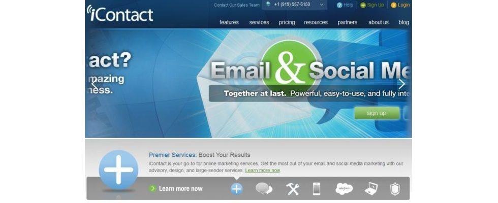 Vocus kauft E-Mail-Marketing-Unternehmen iContact