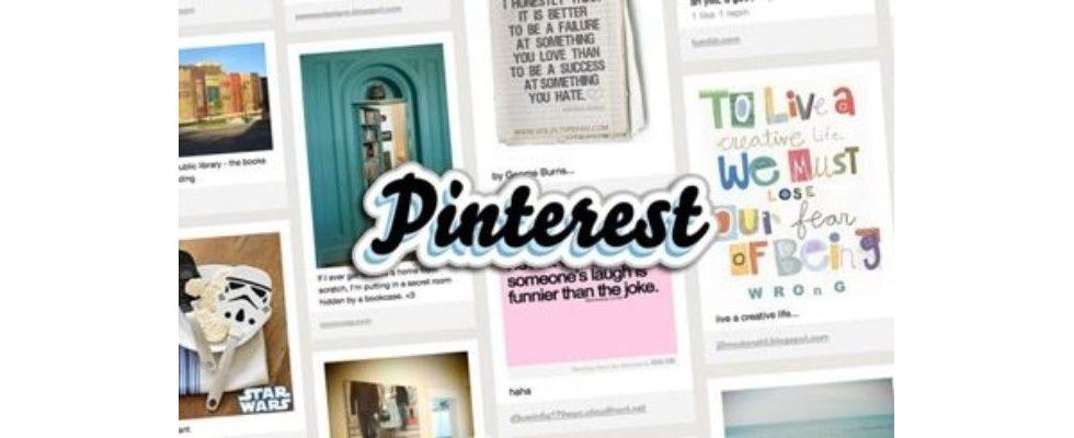 Zum Potenzial von Pinterest