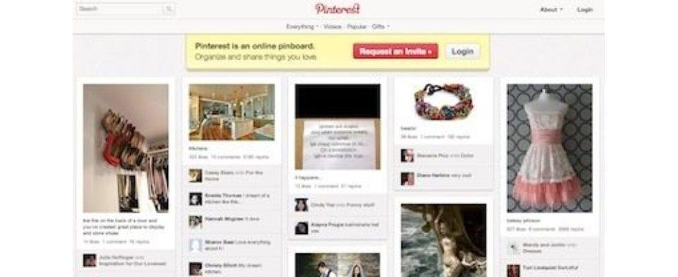 Pinterest verärgert seine Nutzer