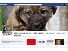 Stop Killing Dogs auf Facebook