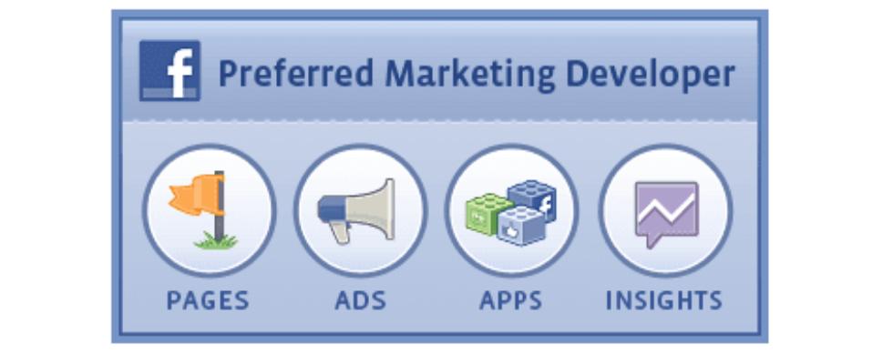 Facebook mit neuem Preferred Marketing Developers Programm