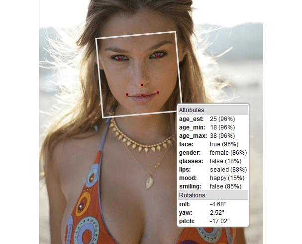 Lie to me! Mit Face.com Profiler spielen