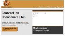 ContentLion startet Beta-Phase für CMS