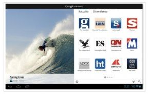Googles Flipboard-Copycat Currents gelauncht