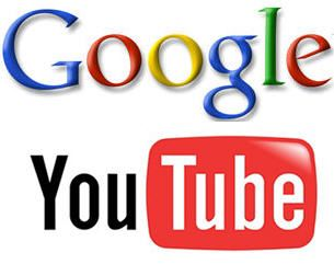 Logos Google, YouTube