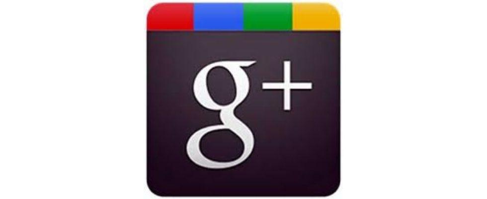 Google+: Jetzt gibt es den Share-Button