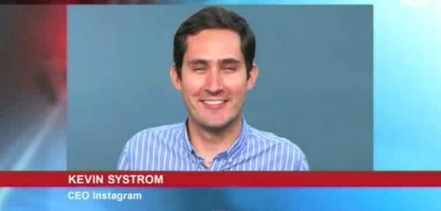 Instagram-Gründer Kevin Systrom