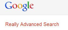 "Google startet ""Really Advanced Search"""