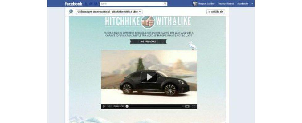 Facebook-Kampagnen – mit coolen Ideen die Marke pushen