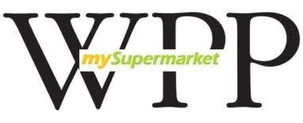 WPP Group wird Anteilseigner von mySupermarket
