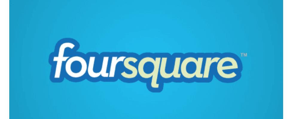 Schneller anmelden bei Foursquare