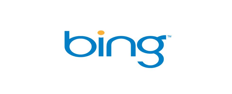 Bing baut um