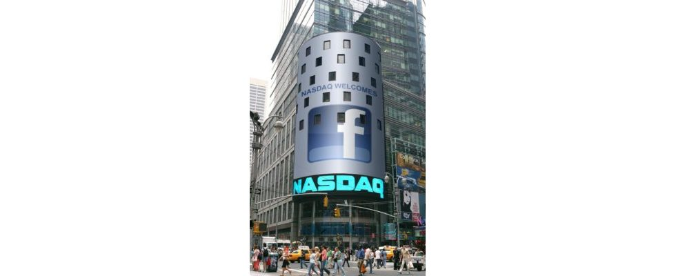 Facebook: Mit Aktien zum Höchstpreis an die Börse