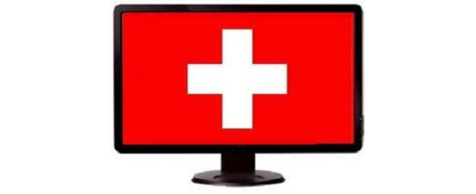 Schweiz: Onlinewerbung auf der Überholspur