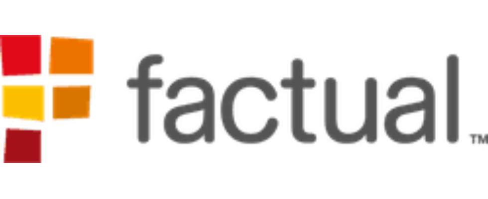Factual: Neue APIs für Mobile Advertiser