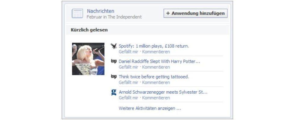 Mehr Reichweite für Verlage auf Facebook