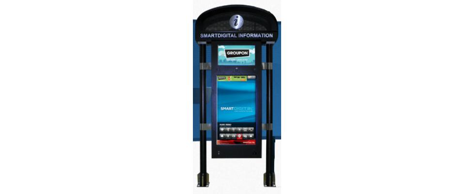 smartDIGITAL: Digitale Werbung zum Anfassen