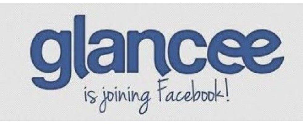 Facebook kauft mobilen Suchdienst Glancee