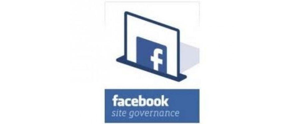 Facebook lässt zum Datenschutz abstimmen