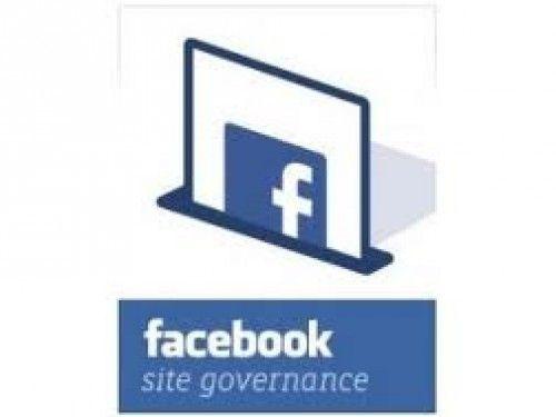 Facebook Site Gouvernance