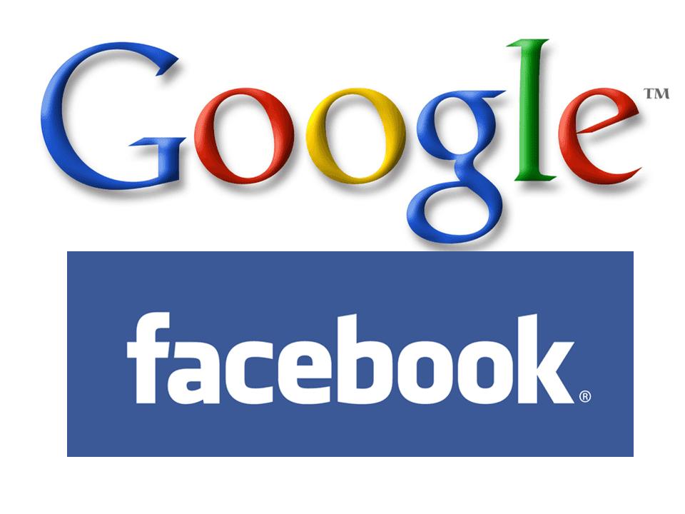 76% der Social-Logins bei Google & Facebook