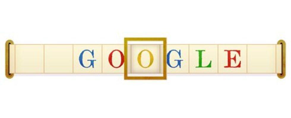 Google Doodle von heute: Alan Turing