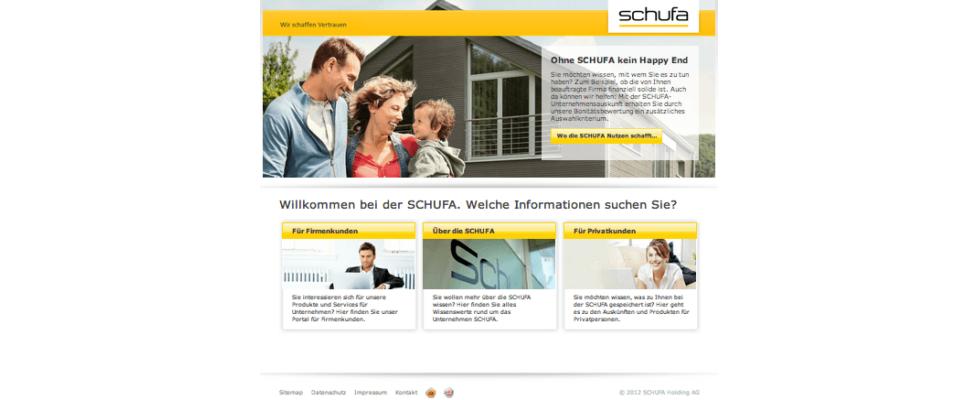 Schufa will Facebook-Daten nutzen