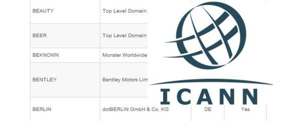 .sucks, .wtf, .beer: die ICANN vergibt neue Domains