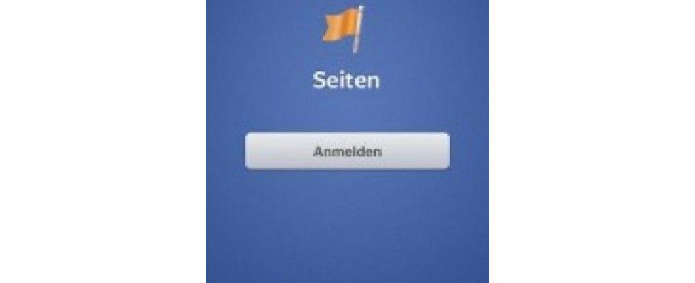 Facebook: DE-Version der Seitenmanager-App