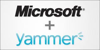 Microsoft kauft Yammer