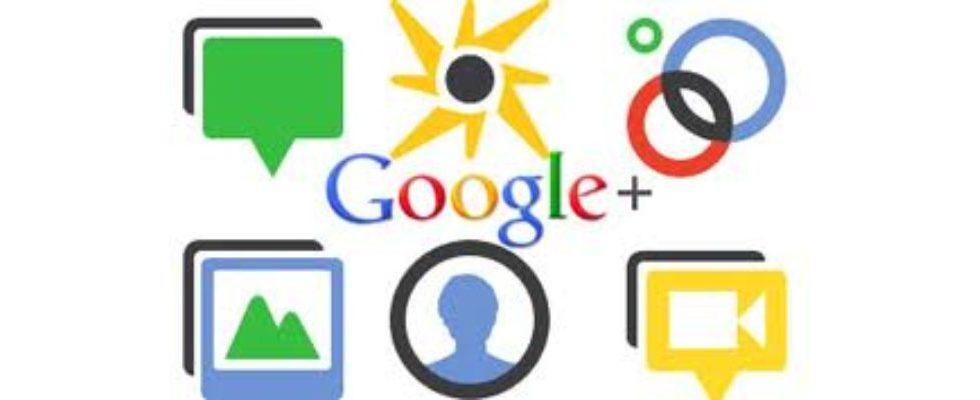 Partys feiern mit Google+ Event