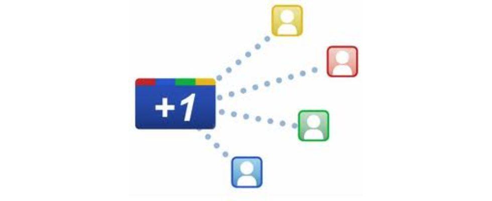 Google: Neues Update für den +1 Button