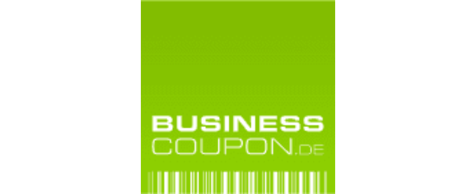 Business Coupon: B2B-Rabattanbieter