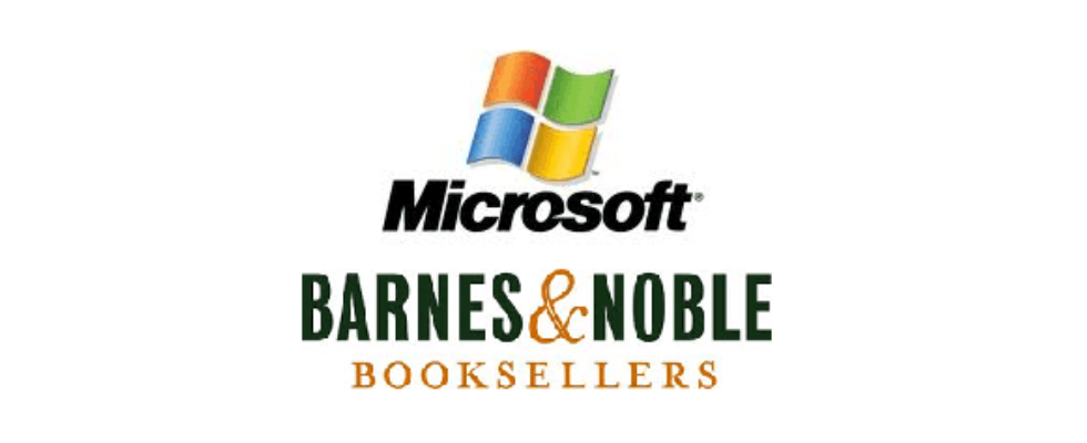 Microsoft + B&N: Kooperation und neues Tablet