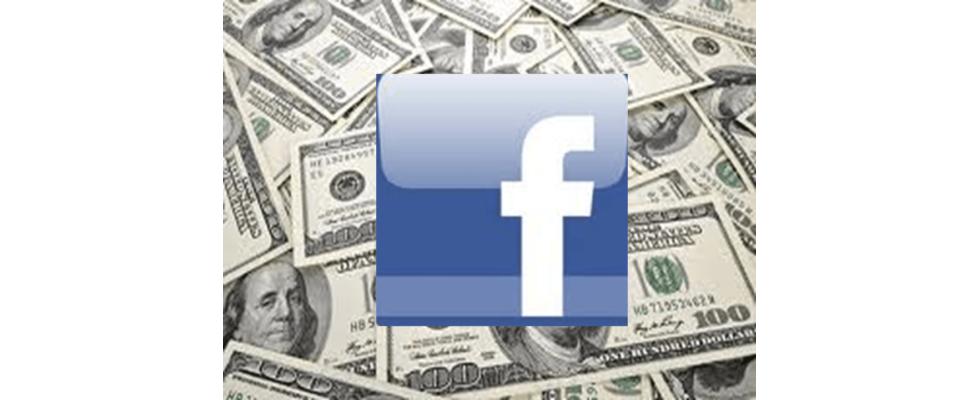 Wie viel Geld ist ein Facebook User wert?