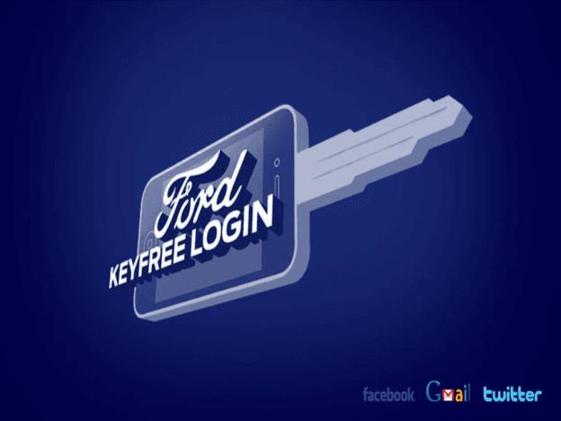 Keyfree von Ford
