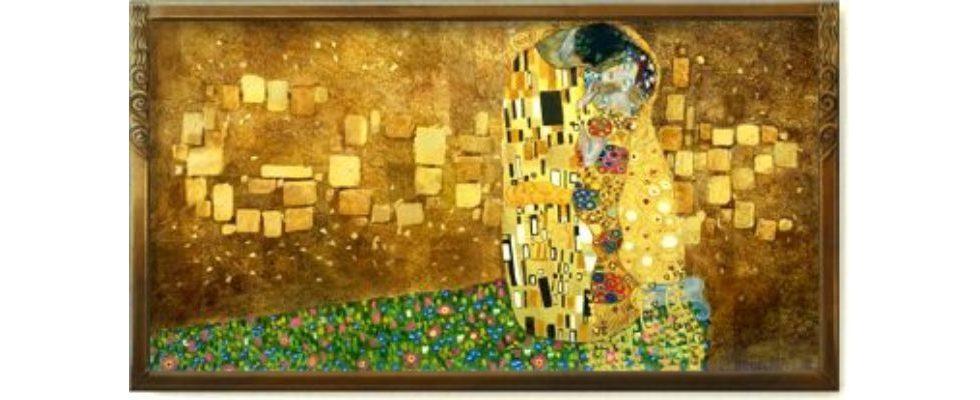 Google Doodle von heute: Gustav Klimt