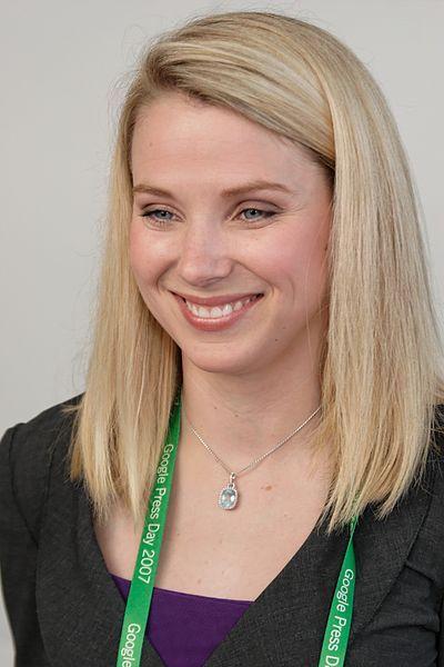 Marissa Mayer wird neue Yahoo-CEO