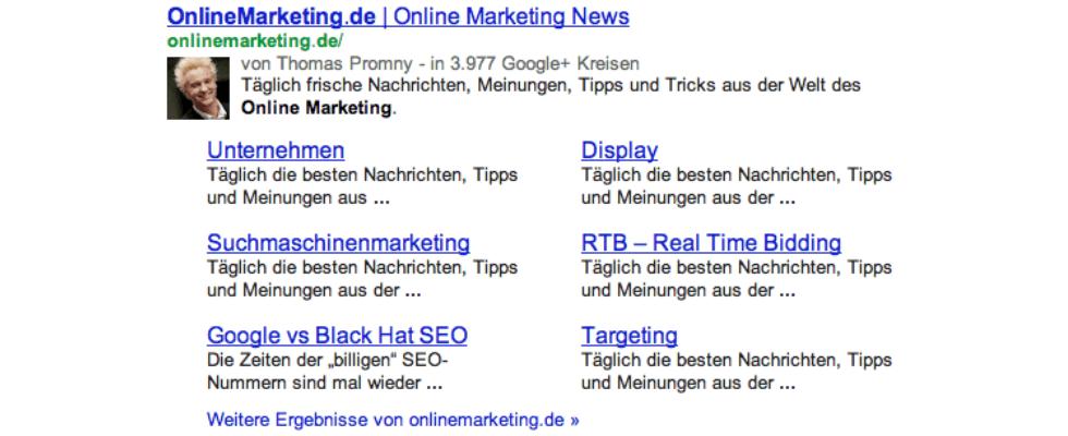 Google: Wir machen bessere Titles als Ihr!