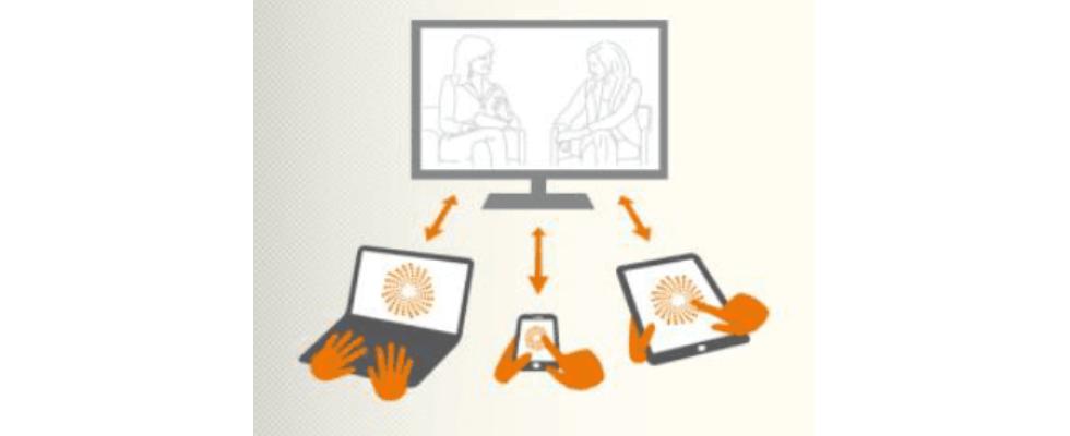 Studie: Jeder Zweite nutzt den Second Screen