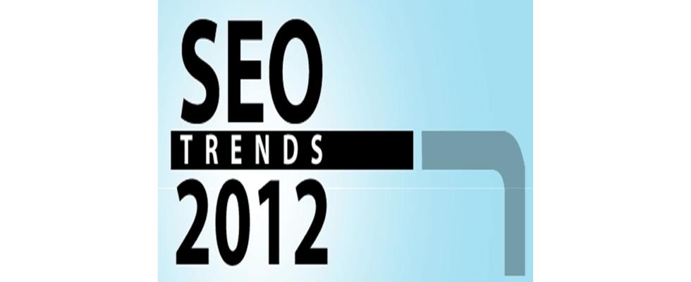 Infografik: Die SEO Trends für 2012